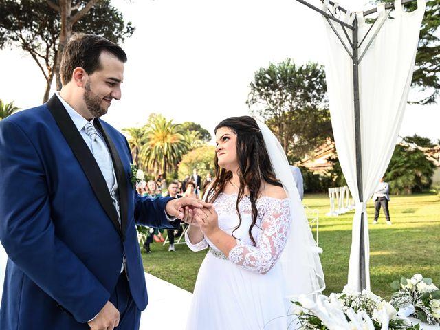 Il matrimonio di Gaia e Michele a Roma, Roma 47