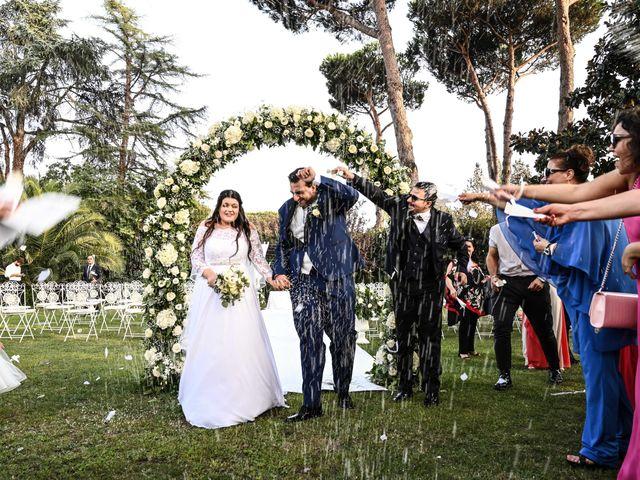 Il matrimonio di Gaia e Michele a Roma, Roma 48