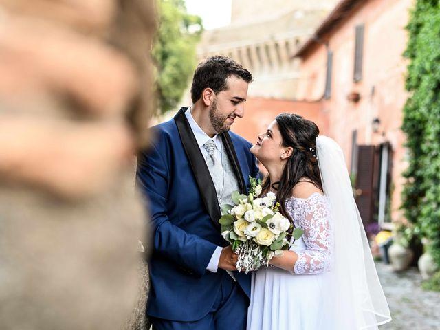 Il matrimonio di Gaia e Michele a Roma, Roma 50