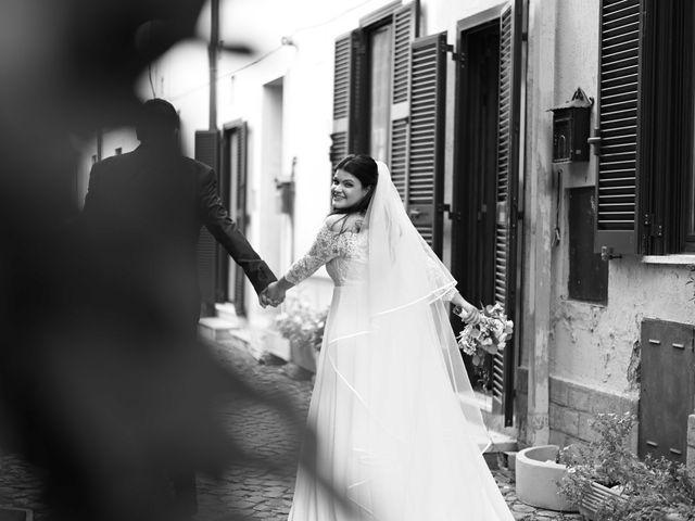 Il matrimonio di Gaia e Michele a Roma, Roma 51