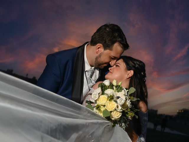 Il matrimonio di Gaia e Michele a Roma, Roma 53