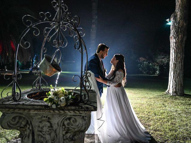 Il matrimonio di Gaia e Michele a Roma, Roma 54