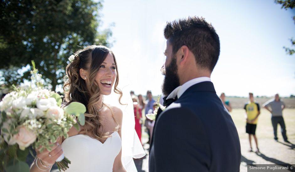 Il matrimonio di Alessandro e Vanessa a Cesena, Forlì-Cesena
