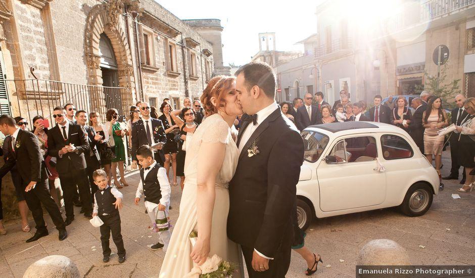 Il matrimonio di Marco e Luana a Trepuzzi, Lecce