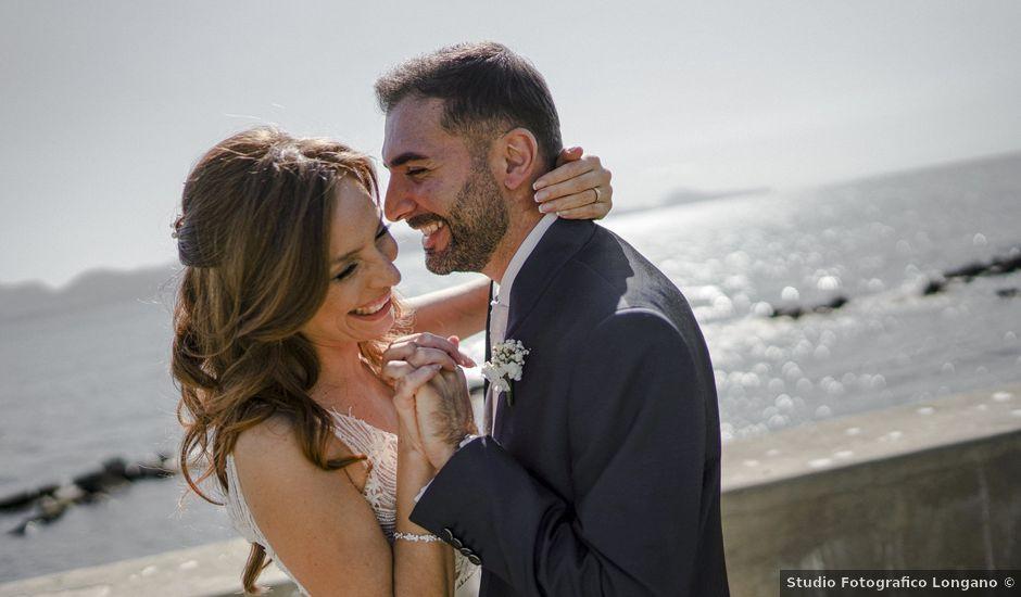 Il matrimonio di Carolina e Felice a Brusciano, Napoli