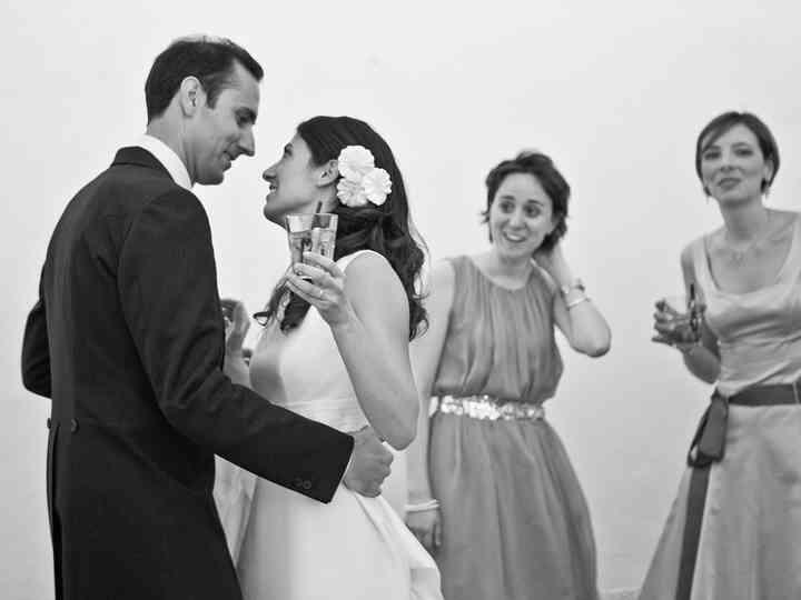 Le nozze di Marta e Pietro