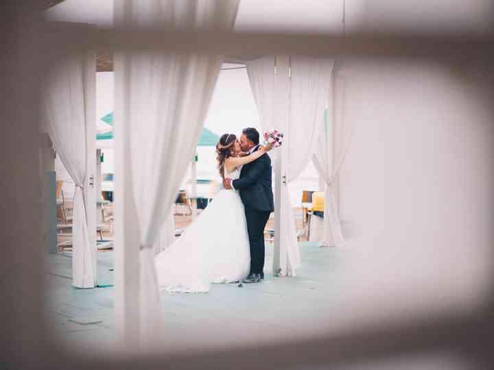 Le nozze di Ileana e Giuseppe