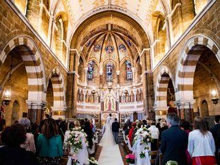 Le nozze di Maria Concetta e Giovanni Joseph Matteo 1