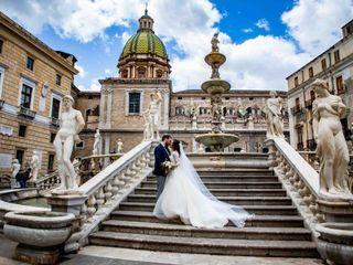 Le nozze di Maria Concetta e Giovanni Joseph Matteo 2