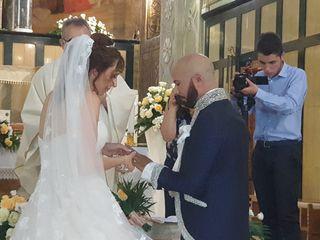 Le nozze di Lucia  e Vincenzo