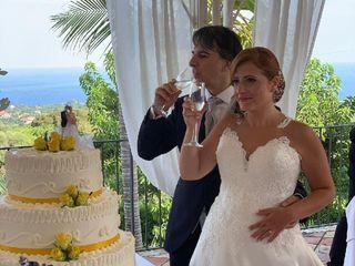 Le nozze di Daniela e Giampaolo