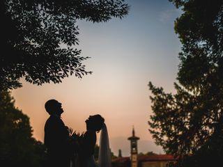 Le nozze di Alexandra e Emanuele