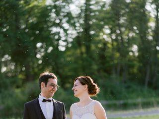 Le nozze di Melania e Nicola 1