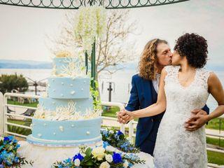 Le nozze di Zulema e Sergio
