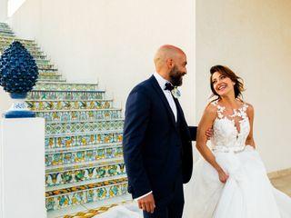 Le nozze di Federica e Gian Marco