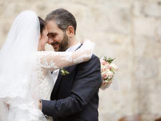 Le nozze di Agnese e Benedetto