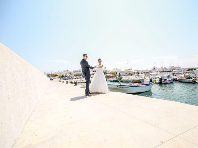 Il matrimonio di Giovanni e Debora a Ostuni, Brindisi 34