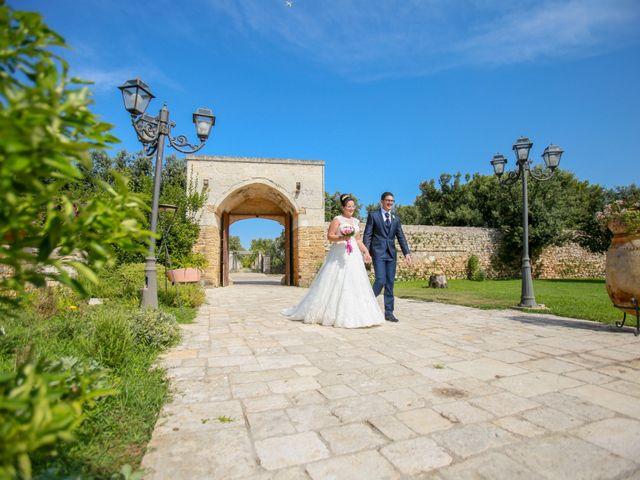 Il matrimonio di Giovanni e Debora a Ostuni, Brindisi 40