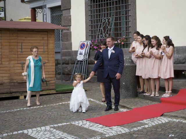 Il matrimonio di Gabriele e Arianna a Lamon, Belluno 1