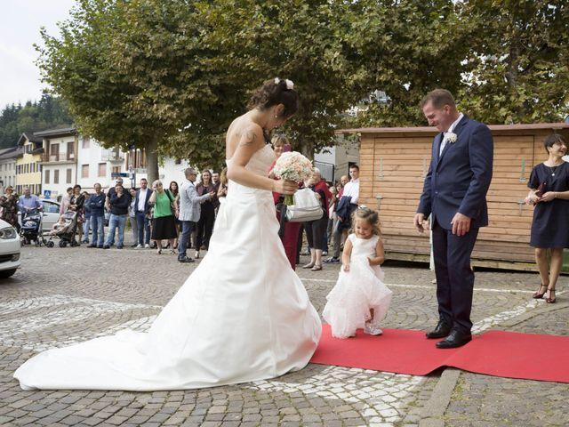 Il matrimonio di Gabriele e Arianna a Lamon, Belluno 2