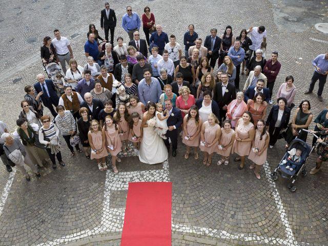 Il matrimonio di Gabriele e Arianna a Lamon, Belluno 7