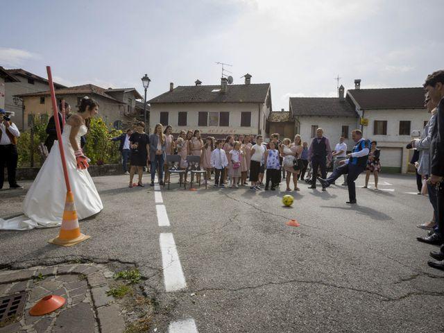 Il matrimonio di Gabriele e Arianna a Lamon, Belluno 10