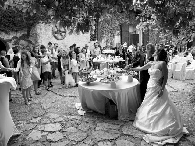 Il matrimonio di Gabriele e Arianna a Lamon, Belluno 16