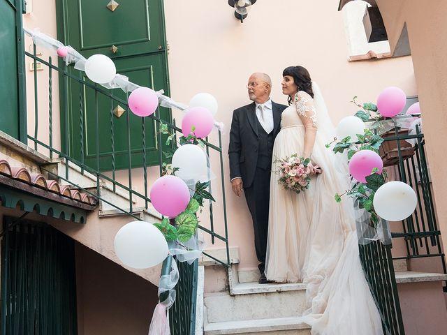 Il matrimonio di Daniele e Raffaella a Roma, Roma 16
