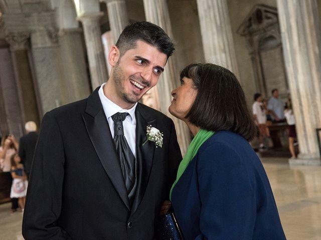 Il matrimonio di Daniele e Raffaella a Roma, Roma 19