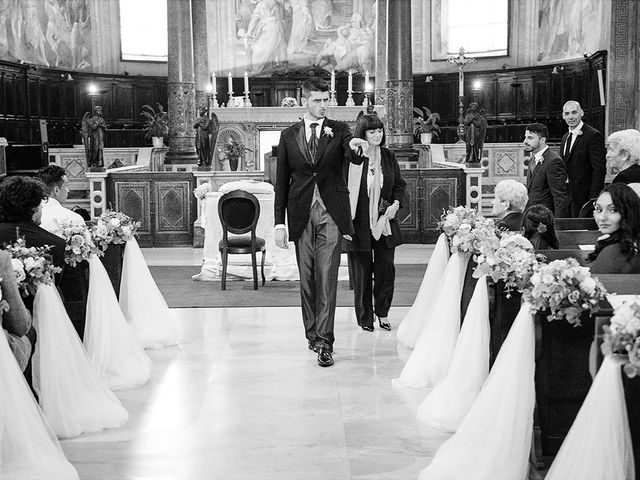 Il matrimonio di Daniele e Raffaella a Roma, Roma 20