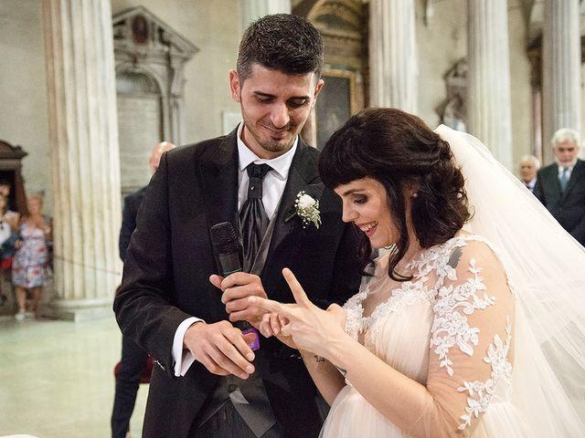 Il matrimonio di Daniele e Raffaella a Roma, Roma 25