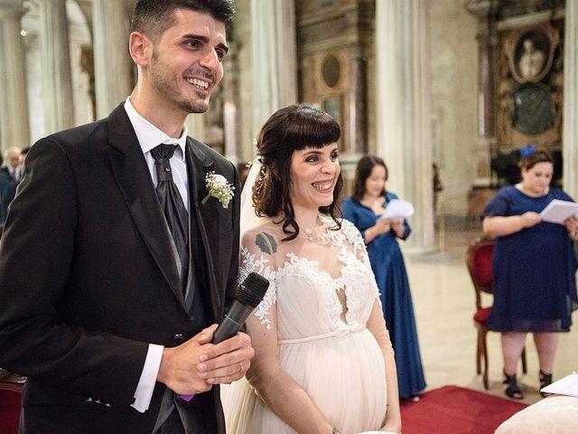 Il matrimonio di Daniele e Raffaella a Roma, Roma 27