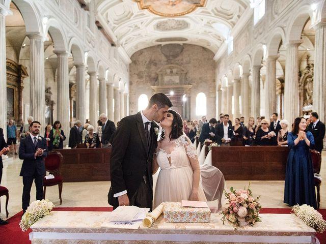 Il matrimonio di Daniele e Raffaella a Roma, Roma 28
