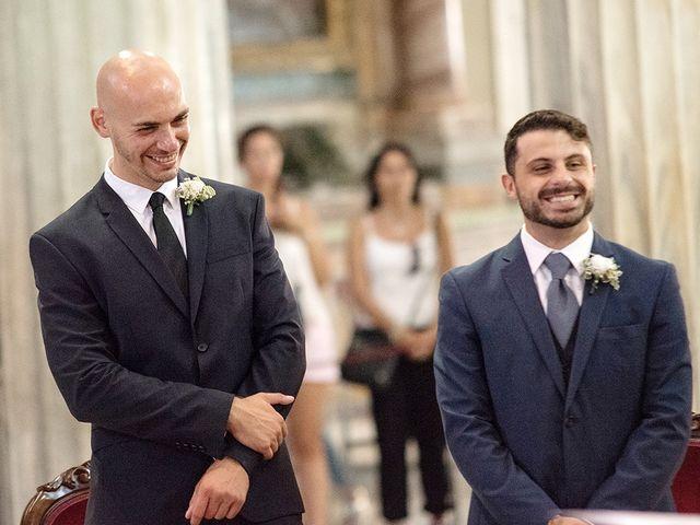 Il matrimonio di Daniele e Raffaella a Roma, Roma 30