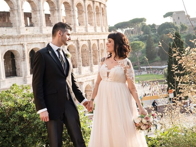 Il matrimonio di Daniele e Raffaella a Roma, Roma 36