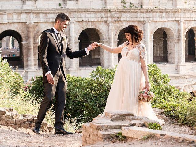 Il matrimonio di Daniele e Raffaella a Roma, Roma 37
