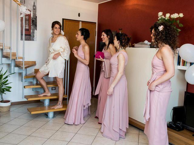 Il matrimonio di Luca e Federica a Mogliano Veneto, Treviso 1