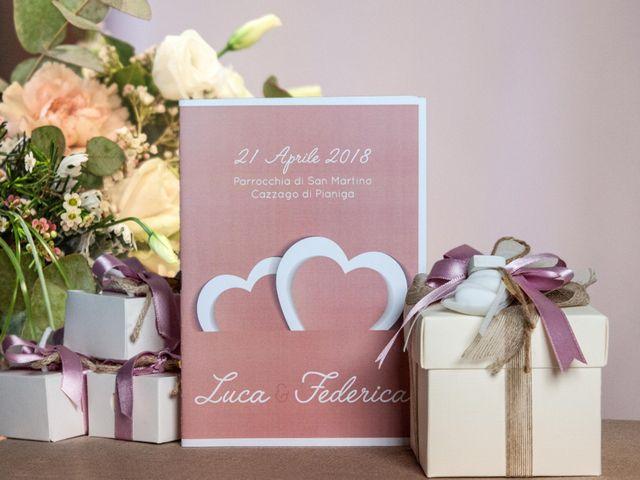 Il matrimonio di Luca e Federica a Mogliano Veneto, Treviso 5