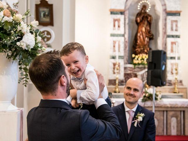 Il matrimonio di Luca e Federica a Mogliano Veneto, Treviso 10