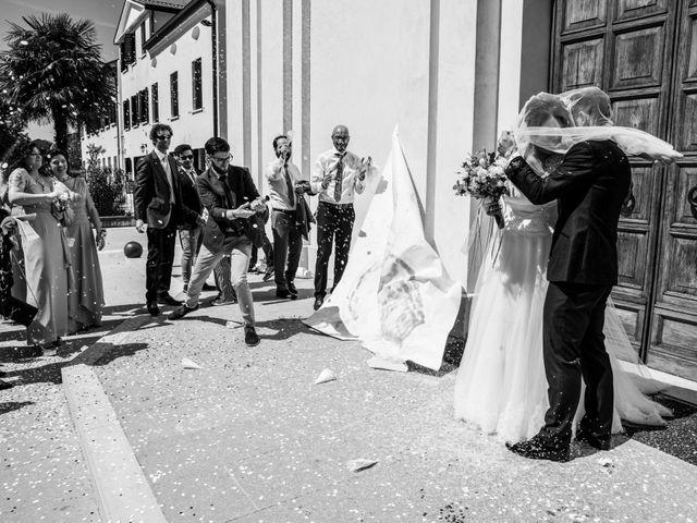 Il matrimonio di Luca e Federica a Mogliano Veneto, Treviso 13