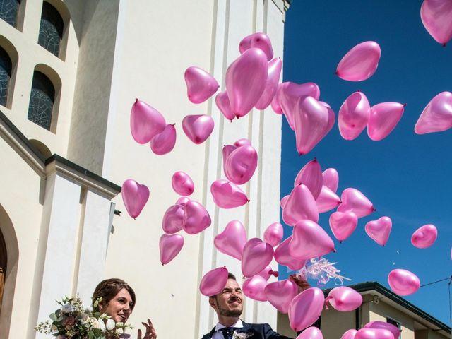 Il matrimonio di Luca e Federica a Mogliano Veneto, Treviso 14