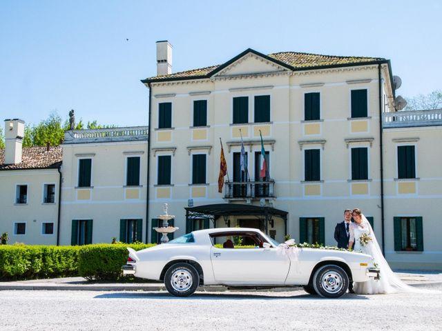 Il matrimonio di Luca e Federica a Mogliano Veneto, Treviso 15
