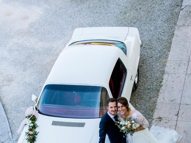 Il matrimonio di Luca e Federica a Mogliano Veneto, Treviso 16