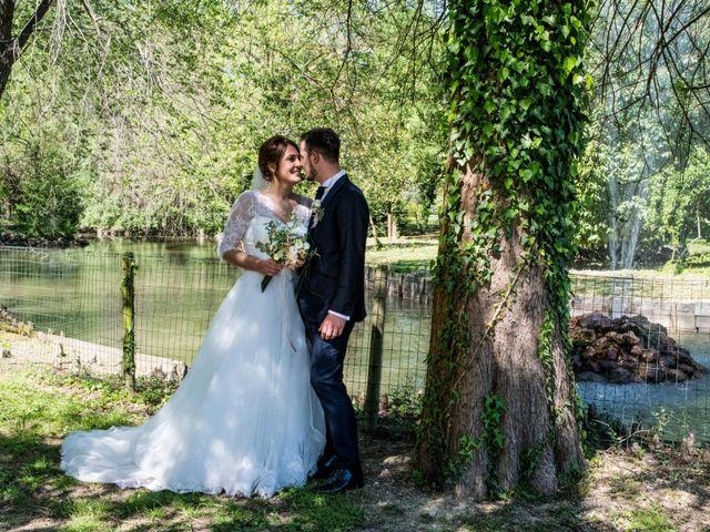 Il matrimonio di Luca e Federica a Mogliano Veneto, Treviso 20
