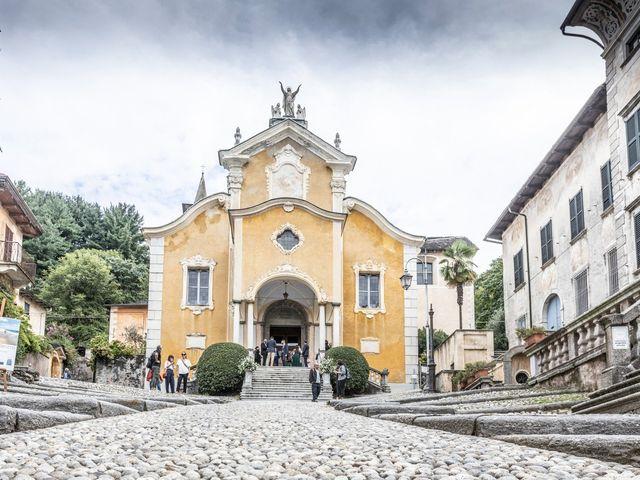Il matrimonio di Pietro e Greata a Invorio, Novara 13