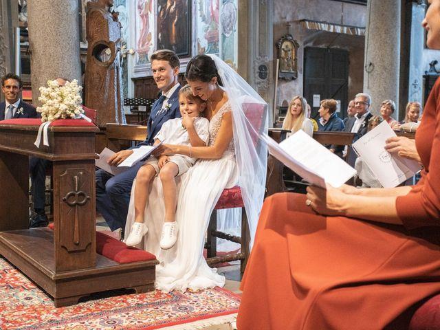 Il matrimonio di Pietro e Greata a Invorio, Novara 17
