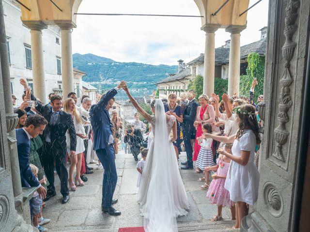 Il matrimonio di Pietro e Greata a Invorio, Novara 19