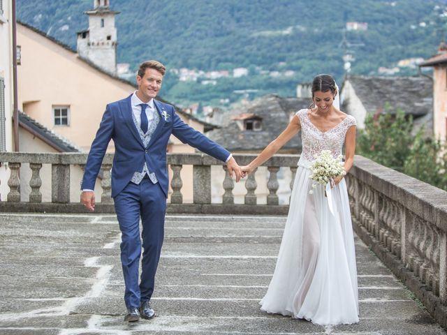 Il matrimonio di Pietro e Greata a Invorio, Novara 22