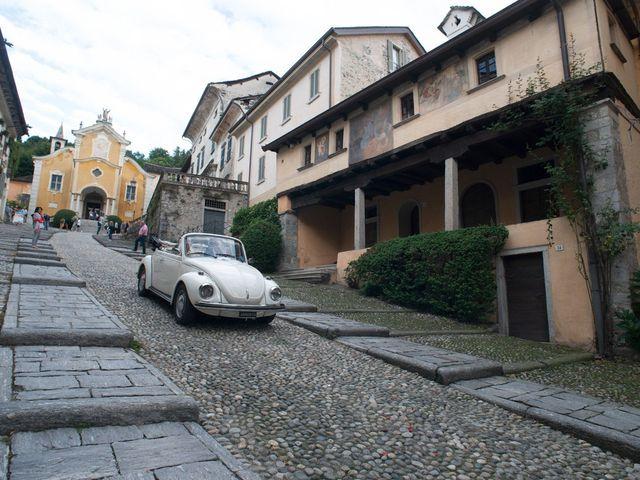 Il matrimonio di Pietro e Greata a Invorio, Novara 23