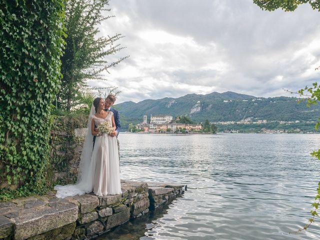 Il matrimonio di Pietro e Greata a Invorio, Novara 27